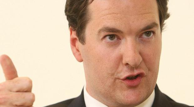 Chancellor George Osborne has pledged to stick to the coalition's austerity programme
