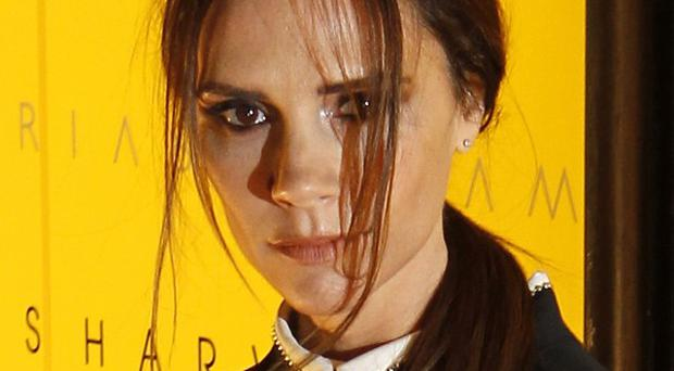 Victoria Beckham said she's tired because she's a working mum