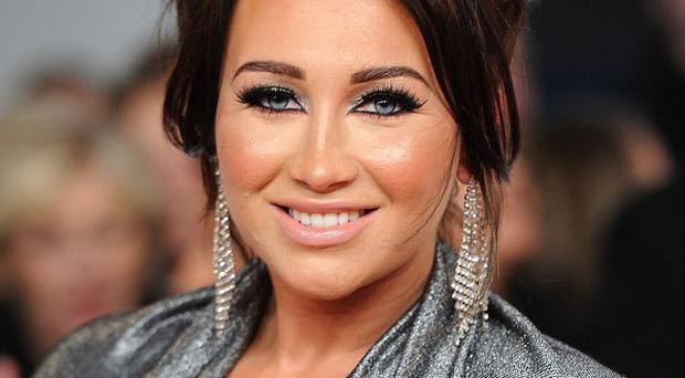Lauren Goodger spent months preparing for the salon opening