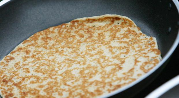 Simple pancake and crepe recipes easy batter mix for the perfect perfect pancake and crepe recipes a good pan is important ccuart Gallery