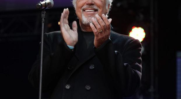 Tom Jones and Stereophonics topped the Brit poll