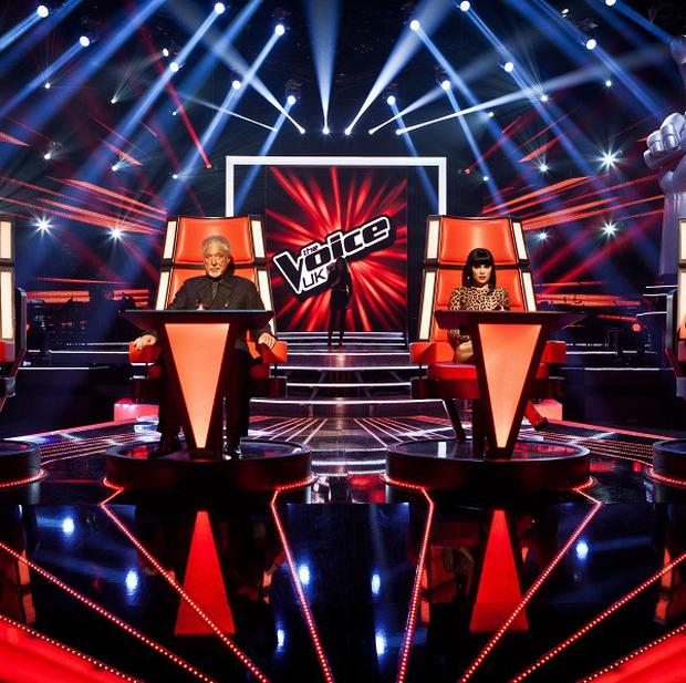 Sir Tom Jones and Jessie J are among the judges for the new BBC talent show The Voice