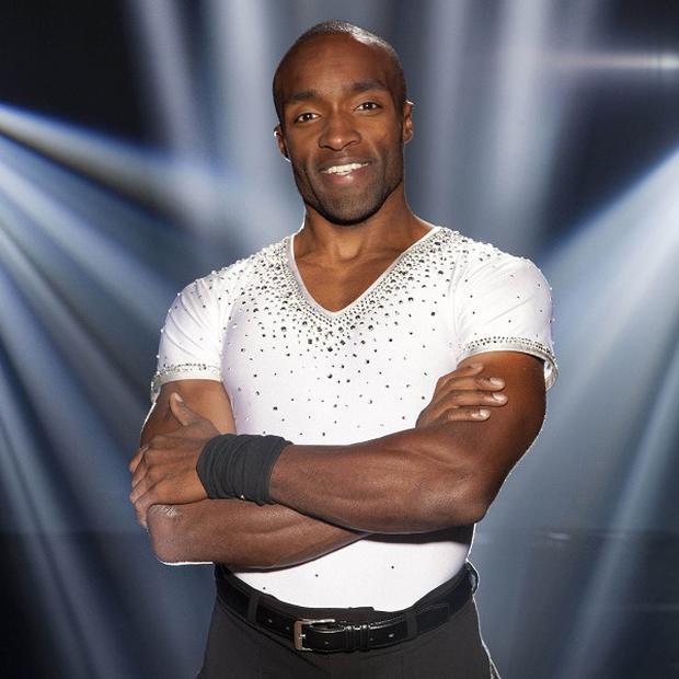 Sebastien Foucan wept for his daughters when he was axed from Dancing On Ice