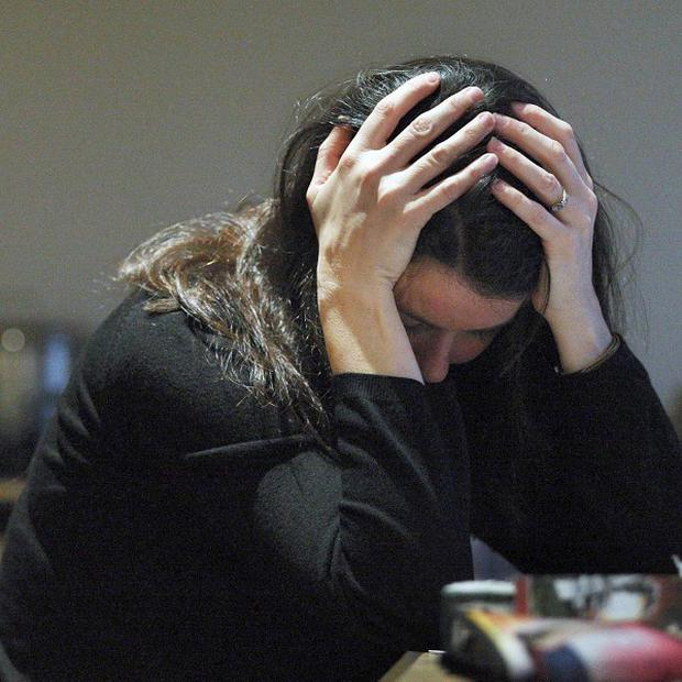 A study found that one in four workers experienced work-related stress in times of recession