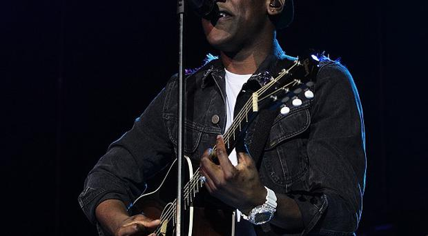 Labrinth is to play the Beach Break Live festival in 2012