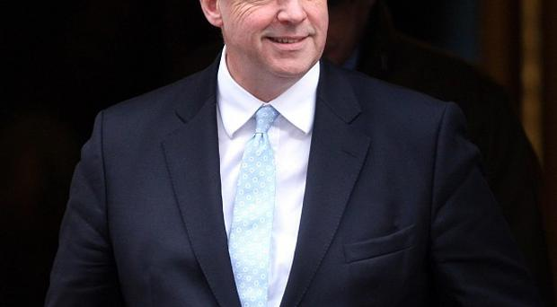 David Cameron has jumped to the defence of his Health Secretary Andrew Lansley
