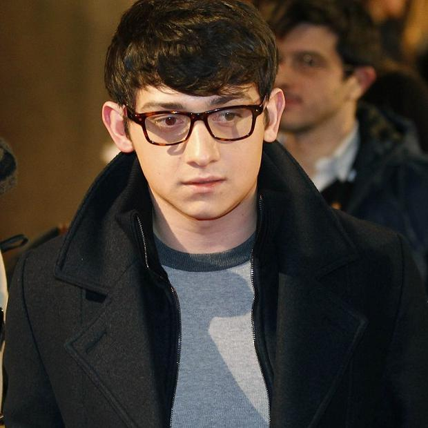 Craig Roberts is in Berlin to promote his new film Comes A Bright Day