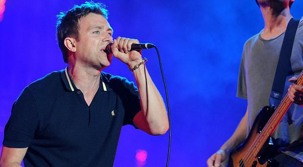 Blur will perform in Hyde Park after the Olympics