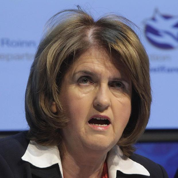 Joan Burton has said employers will gain most from plans to alter sick pay arrangements