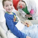 NI ClownDoctors, who visit over 4,000 children in hospices and hospitals each year, have been nominated for a Belfast Telegraph Making The Difference award
