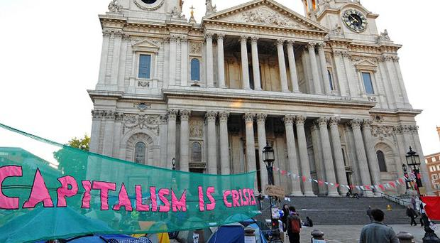 Demonstrators outside St Paul's Cathedral cannot mount a legal challenge against orders to evict them