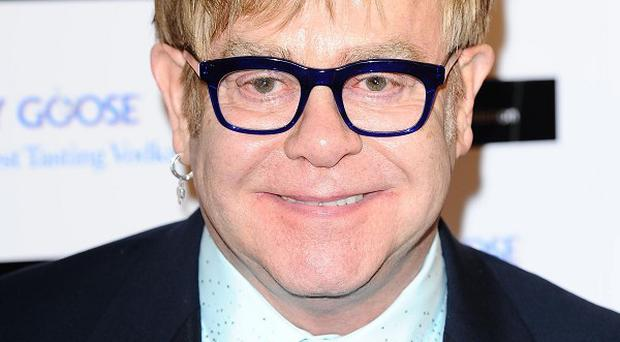 Sir Elton John has asked Tallia Storm to share the stage with him in Scotland