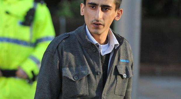 Kabeer Hassan is accused, along with 10 other men, of exploiting five underage girls for sex