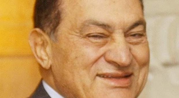 The verdict in the trial of Hosni Mubarak will be delivered on June 2