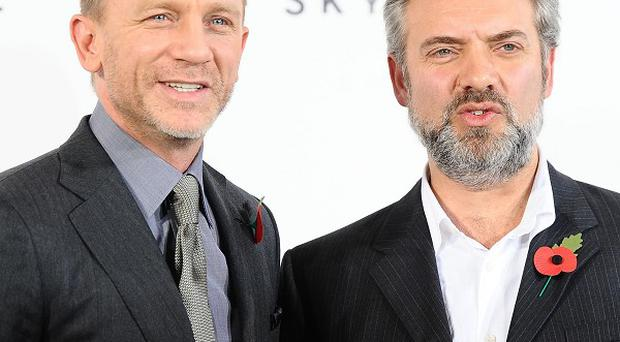 Sam Mendes believes Daniel Craig has returned James Bond to his manly roots