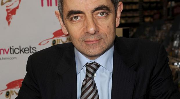 Blackadder star Rowan Atkinson has waded into the debate about ageism on television
