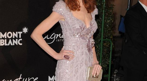 Marcia Cross is planning to spend time with her family once Desperate Housewives finishes