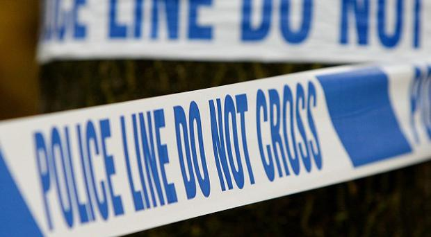 Northumbria Police are appealing for witnesses after twin toddlers and their mother were hit by a motorbike