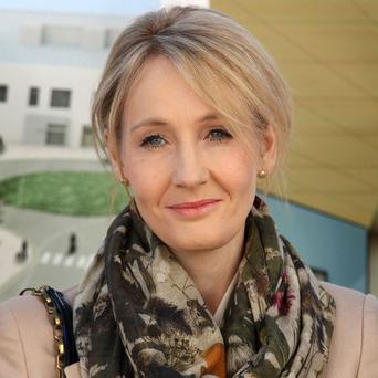 JK Rowling has signed a new deal to publish her first novel aimed at adults