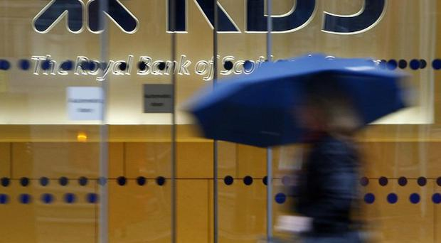 RBS made a loss of two billion pounds last year