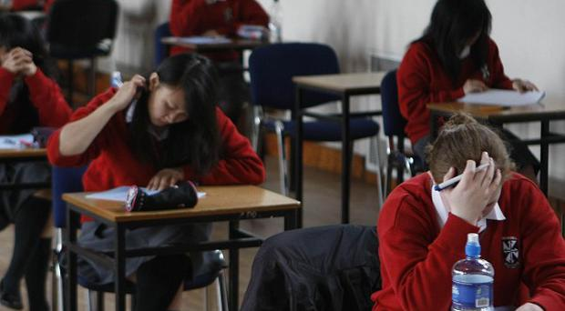 Exams regulator Ofqual is making changes to GCSEs in English literature, maths, history and geography
