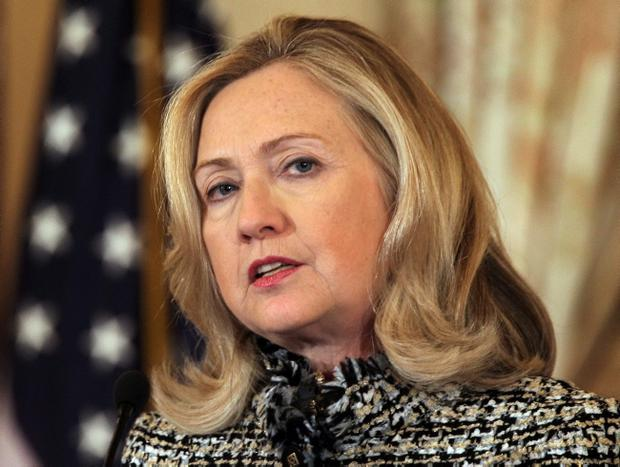 Hillary Clinton warned that 'Iran is moving towards a military dictatorship'