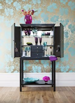 Drinks cabinet £55, Marks & Spencer