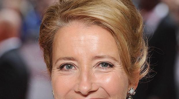 Emma Thompson is to play The Queen in a new TV drama