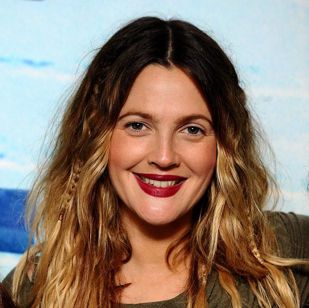 Drew Barrymore was apparently seen holding a sonogram picture
