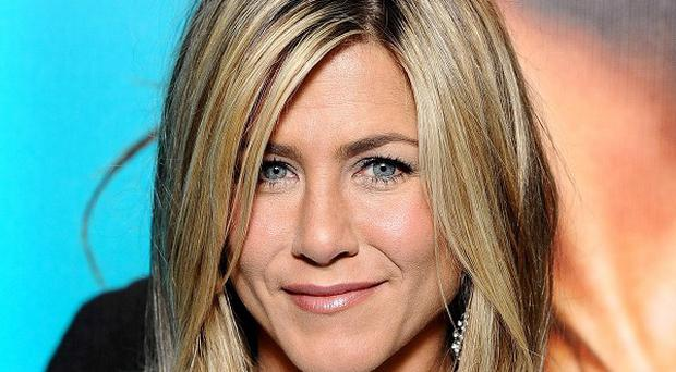 Jennifer Aniston isn't sure that a Friends film would work