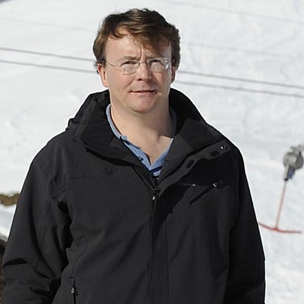 Johan Friso will be moved at a later date to a private rehabilitation clinic for further treatment (AP)