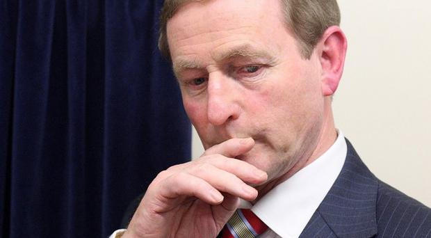 Taoiseach Enda Kenny said he wants 'unemployed people to be at the front of the queue'