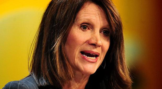 Lynne Featherstone said the Church did not 'own' marriage