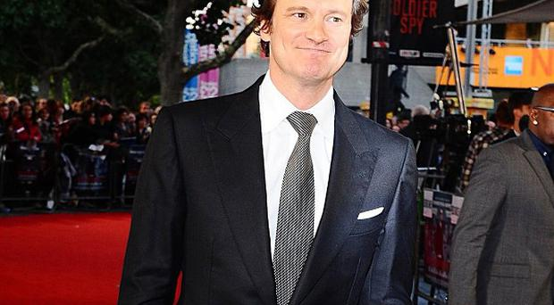 Colin Firth will be handing out an Oscar at this year's ceremony