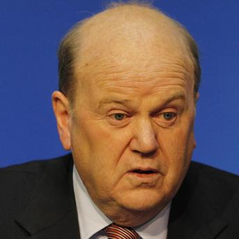 Finance Minister Michael Noonan's wife Florence has died aged 68