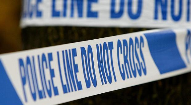 Police are investigating the death of a man on a railway line