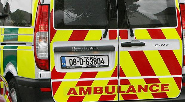 The woman was taken to Sligo General Hospital where she was later pronounced dead