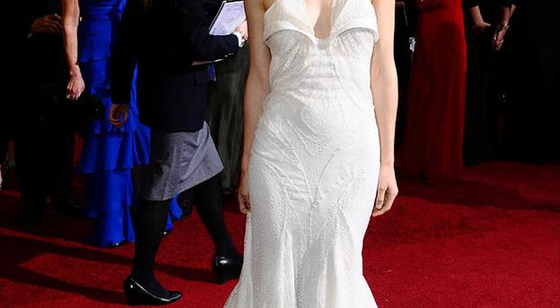 Rooney Mara arriving for the 84th Academy Awards at the Kodak Theatre, Los Angeles. PRESS ASSOCIATION Photo. Picture date: Sunday February 26, 2012. See PA story SHOWBIZ Oscars. Photo credit should read: Ian West/PA Wire