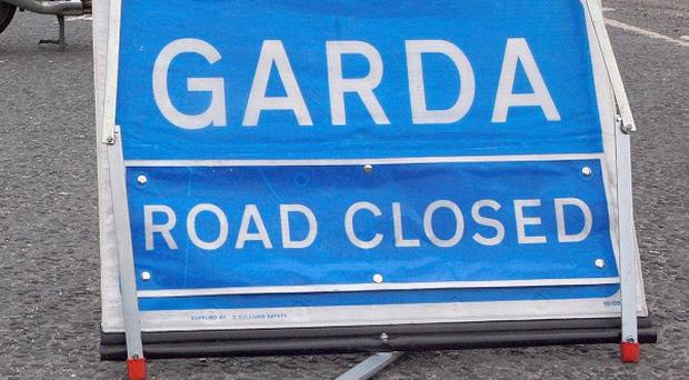 A 30-year-old died in hospital after the single-vehicle accident on the Ennis to Tulla Road on Friday night