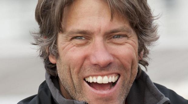 Comedian John Bishop was given last minute permission to row from Calais to Dover, despite suffering from bad seasickness