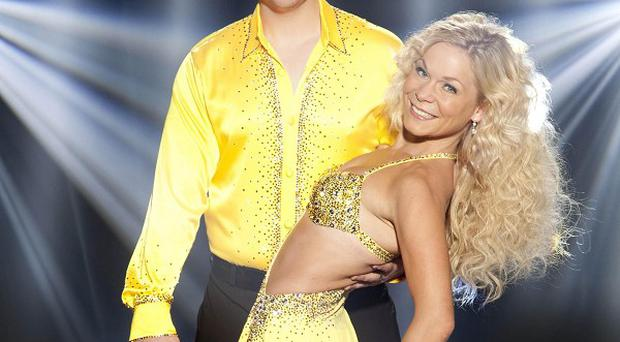 Sam Nixon is out of Dancing On Ice