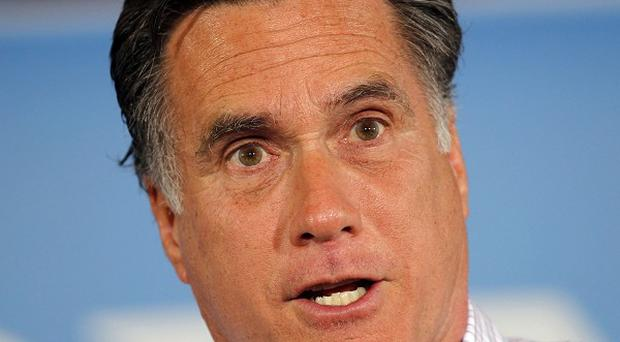 US Repubican candidate Mitt Romney is looking for victory in the Midwest (AP)