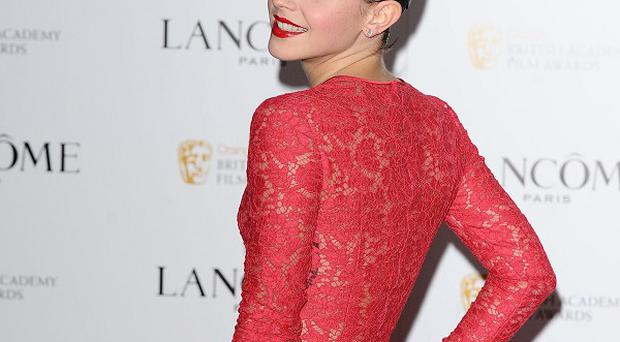 Emma Watson stars with Ezra Miller in an upcoming film