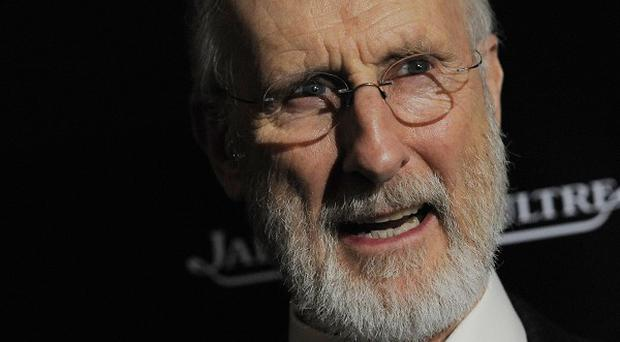James Cromwell is one of the stars of the award-winning film The Artist
