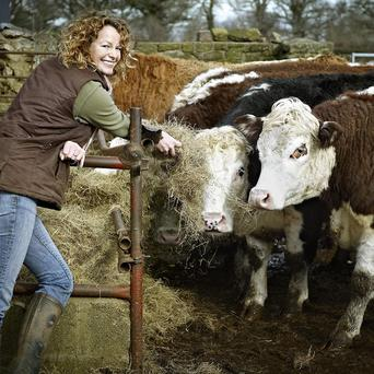 Kate Humble accepts that her TV career won't last indefinitely