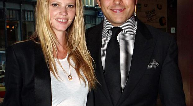 David Walliams revealed wife Lara Stone halted his plans to take on another challenge