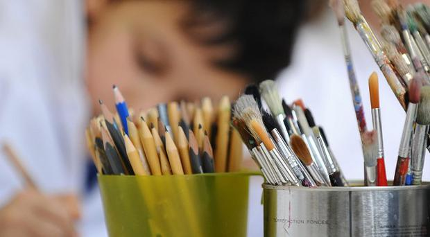 Children should study the arts up to the age of 16, says a Government-commissioned report