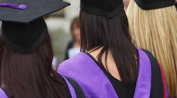 A new report says that aims to increase diversity at university has not been successful