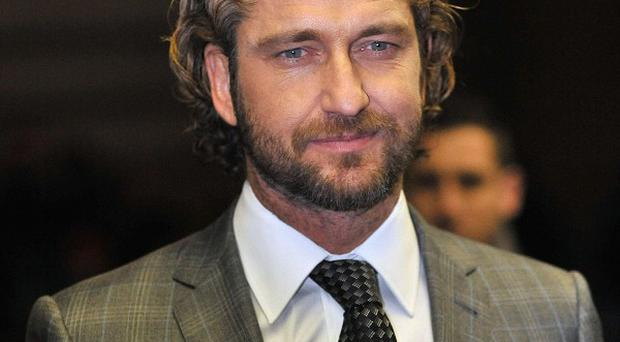 Gerard Butler has just had a successful spell in rehab