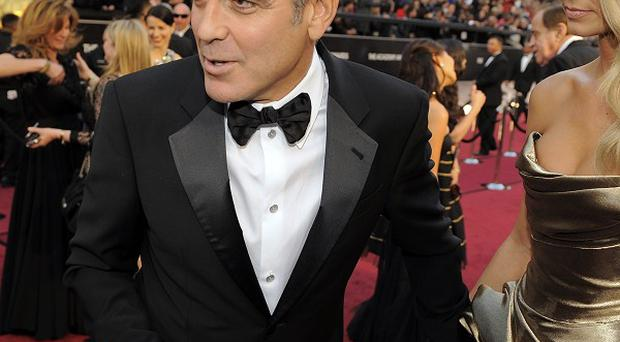 George Clooney revealed he used to be Tony Bennett's driver